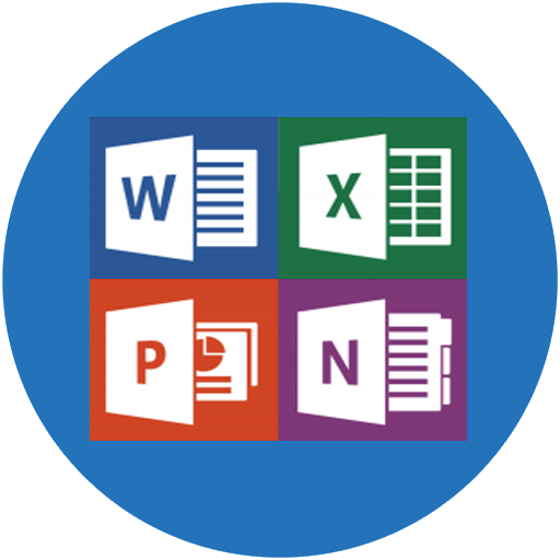 Microsoft Word Excel Publisher One Note Software