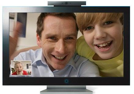 Skype online Video