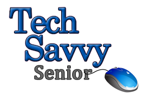 Tech Savvy Senior